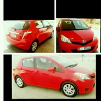 Used تويوتا يارس . yaris toyota 2014 .... 0509929796 in Dubai, UAE