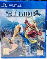 Used One Piece World Seeker - PS4 - Sealed in Dubai, UAE