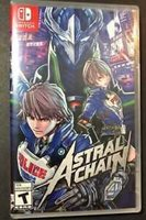 Used Astral Chain - Nintendo Switch - As New in Dubai, UAE