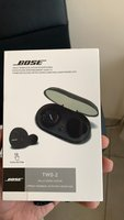 Used Bose new Earbuds with mic and touch blck in Dubai, UAE