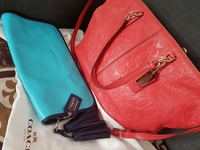 Used Preloved Original Coach bag in Dubai, UAE