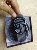 Used Gucci belt 2pcs in Dubai, UAE