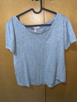 Used Forever 21 grey shirt  in Dubai, UAE