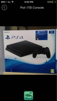 Used PS4 console slim in Dubai, UAE