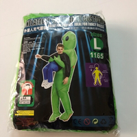 Used Fun inflatable alien costume size L in Dubai, UAE
