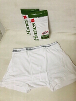 Used Hanes Boxer Brief /3 White/ XL❤️ in Dubai, UAE