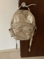 Used Kipling Golden Backpack Bag  in Dubai, UAE