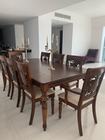 Used Dinning table 8 seats only for 900 Dhs in Dubai, UAE