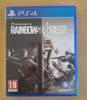 Used Rainbow six siege Ps4 in Dubai, UAE