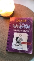 Used Diary of a wimpy kid book . 5 in Dubai, UAE