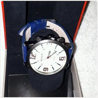 Watch navy blue New