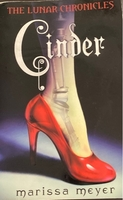 Used Cinder-Book by marissa Meyer. in Dubai, UAE
