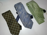 Used SuperOFFER! 3AUTHENTIC SUIT SUPPLY TIES! in Dubai, UAE