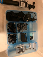 Used Go pro black 4 with all its accessories  in Dubai, UAE