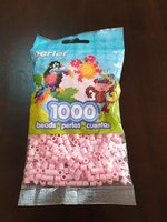 Used Perler beads light pink in Dubai, UAE