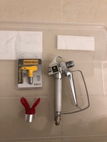 Used Airless Magic Paint Spray Gun 1 Set in Dubai, UAE