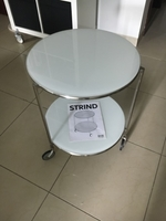 Used IKEA STRIND Side Table in Dubai, UAE