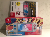Used Switch lite pokemon Edition (Brand New) in Dubai, UAE