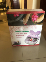 Used Foot spa and care in Dubai, UAE