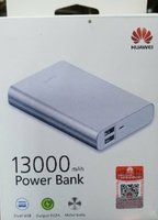 Used HUAWEI 13000mah POWER BANK OFFER BRAND in Dubai, UAE