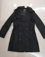 Used Men formal trenchcoat great quality in Dubai, UAE