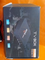 Used MXQ PRO 4k android tv box in Dubai, UAE