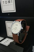 Used TOMI Original Watch - With Bag&Box ☆SW73 in Dubai, UAE