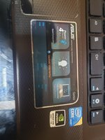 Used asus i5 with 3gb nvida Graphic 8gb ram in Dubai, UAE