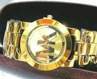 "MICHAEL KORS ""Gold Struck"" LADIES FASHION WATCH ⌚"