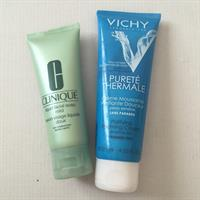 Vichy & Clinique Face Washes