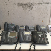 Used AVAYA LAN PHONE SET 7 units  in Dubai, UAE