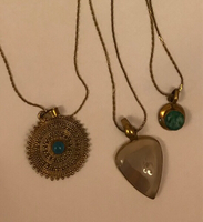 Accessory: Collection of Three Necklaces