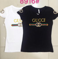 Brand New Gucci Top, White Available Its XL But Asian Size Will Fit Medium To Large