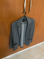 Used Grey blazer  in Dubai, UAE
