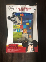 Used Disney trolley bag set in Dubai, UAE
