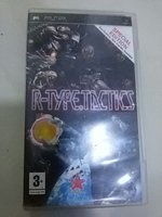 PSP UMD R TypeTaktis(defense game)