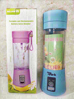 Used BLENDER NEW RECHARGEABLE PORTABLE in Dubai, UAE