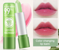 Used Kiss Beauty 99% Aloe Vera Lipstick / +2 in Dubai, UAE