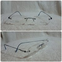 Used Authentic SAFILO TITANIUM plain sungglas in Dubai, UAE