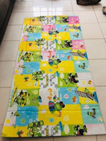Used PLAYING MAT ELC 200x102 cm & rubber mat in Dubai, UAE