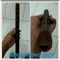 Used Hand made wooden FLUTE in Dubai, UAE