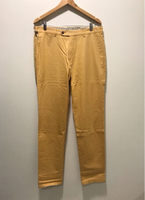 NEW SUIT SUPPLY Pants Size US 34 Yellow