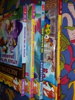 Used Geronimo stilton books not found easily in Dubai, UAE