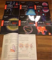 Used Kaplan USMLE step 1 2017 Edition Lecture in Dubai, UAE