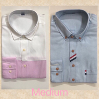 Used 2 Pastel Color Male lPolo Shirts  in Dubai, UAE