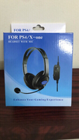 Used Gaming headphones, brand new in Dubai, UAE