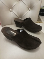 Used CLARK REAL LEATHER CLOG..SIZE UK 6 in Dubai, UAE