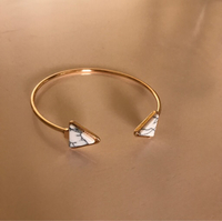 Used Opening Bangle - 6 cm in Dubai, UAE