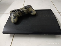 Used Ps3 500 GB+1 wireless controller+games in Dubai, UAE