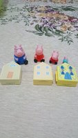 Peppa pig set of toys